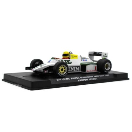 Williams FW08 Ayrton Senna 1/32 FLY