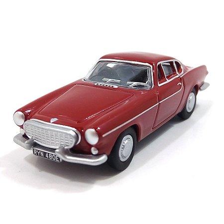 Volvo P1800 Vermelho 1/76 Oxford