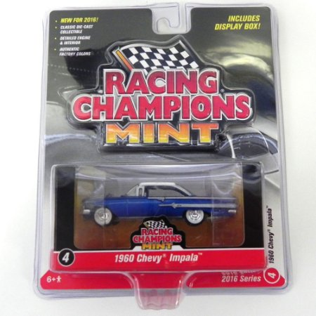 Chevrolet Impala 1960 Racing Champions Mint Release 1 RC001 1/64 JohnnyLightning