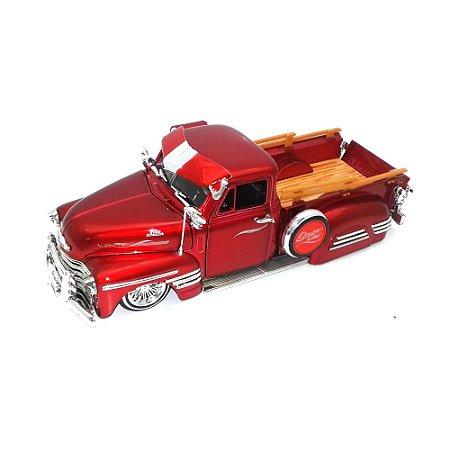 Chevrolet Pick up Truck 1951 Vermelho 1/24 Jada Toys