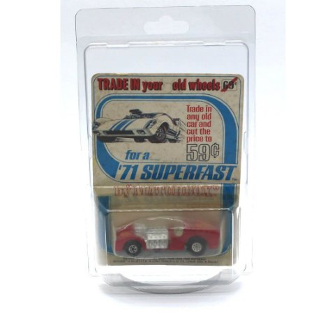 Road Dragster Superfast N 19 1970 1/64 Matchbox