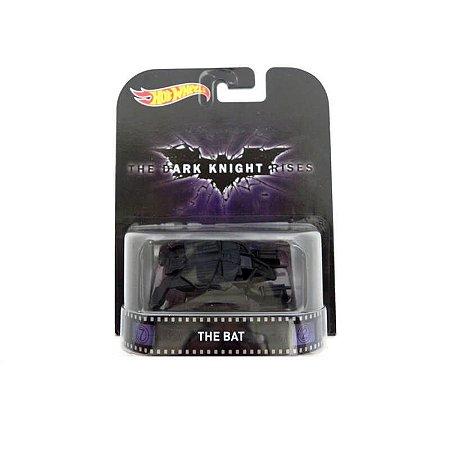 The Bat Batwing O Cavaleiro das Trevas Ressurge 1/64 Hot Wheels