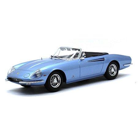 Ferrari 365 California Spider 1966 Azul 1/18 KK Scale Models