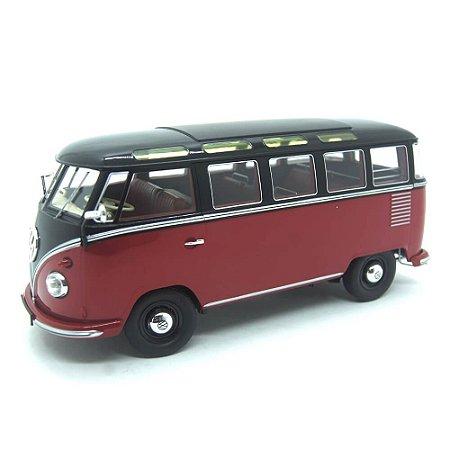 Volkswagen Kombi 1959 T1 Samba Minibus 1/18 KK Scale Models