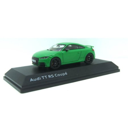 Audi TT RS Coupe Verde 2016 1/43 Iscale