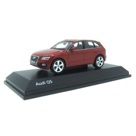 Audi Q5 4 Portas My 2013 Vermelho 1/43 Schuco