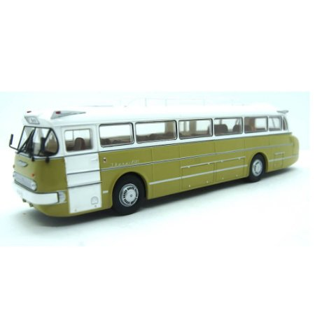 Ônibus Ikarus 66 Autobus Berlino 1972 1/43 Ixo