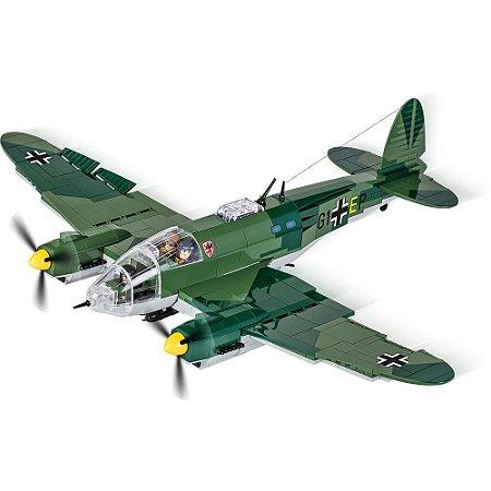 Avião Heinkel HE 111 Blocos de Montar 610 Peças Cobi