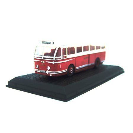 Ônibus Leyland Royal Tiger Coach North Western 1/76 Oxford