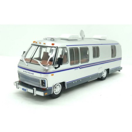 Trailer Airstream Excella Turbo 280 1981 1/43 Greenlight