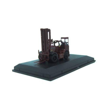 Empilhadeira Shelvoke & Drewry Freightlifter Britsh Rail (Crimson) 1/76 Oxford