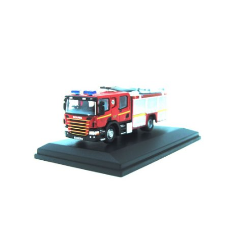Merseyside Scania CP28 Pump Ladder 1/76 Oxford