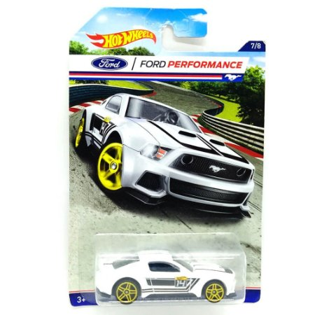 Custom Ford Mustang 2014 1/64 Hot Wheels