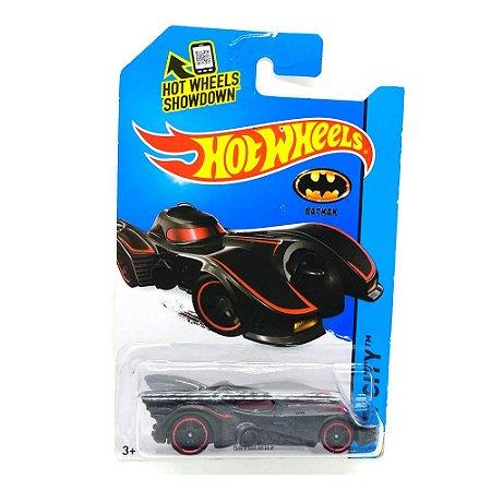 Batmobile 1/64 Hot Wheels