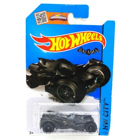 Batman: Arkham Knight Batmobile 1/64 Hot Wheels