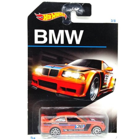 BMW E36 M3 Race 1/64 Hot Wheels