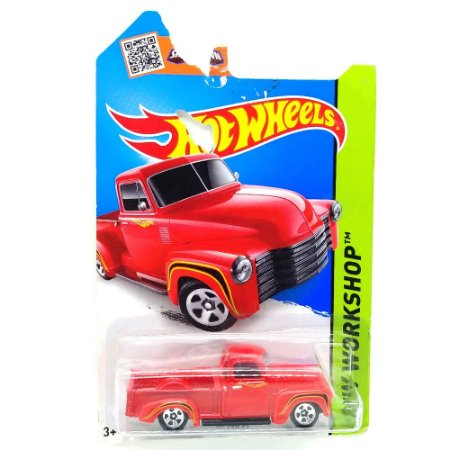 Chevy 1952 1/64 Hot Wheels