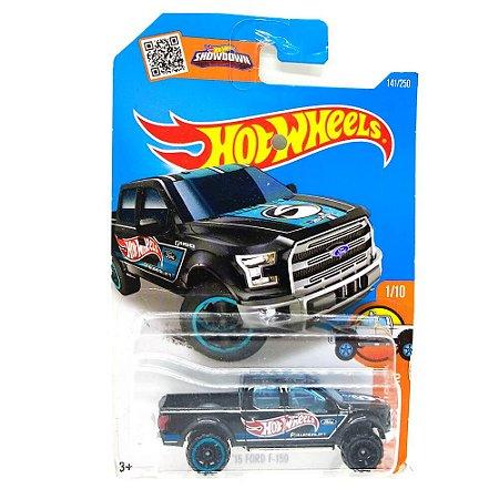 Ford F-150 2015 1/64 Hot Wheels