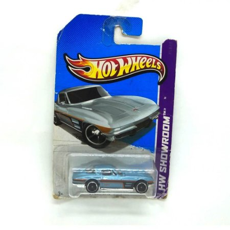 Corvette Sting Ray 1964 1/64 Hot Wheels