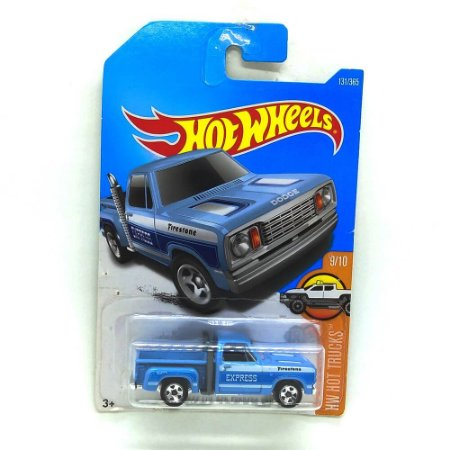 Dodge LI'L Red Express Truck 1978 1/64 Hot Wheels