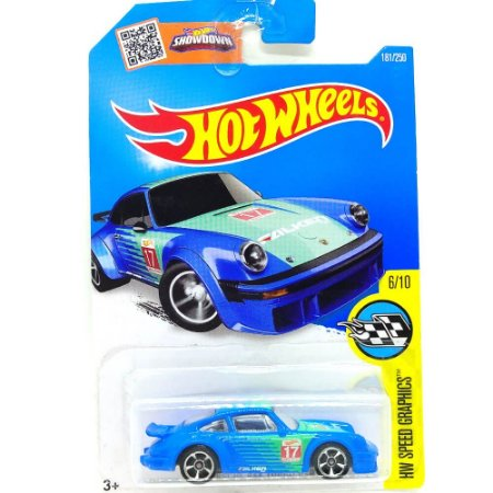 Porsche 934 Turbo RSR 1/64 Hot Wheels