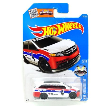 Honda Odyssey 1/64 Hot Wheels