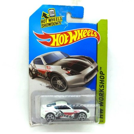 Nissan 370Z 1/64 Hot Wheels