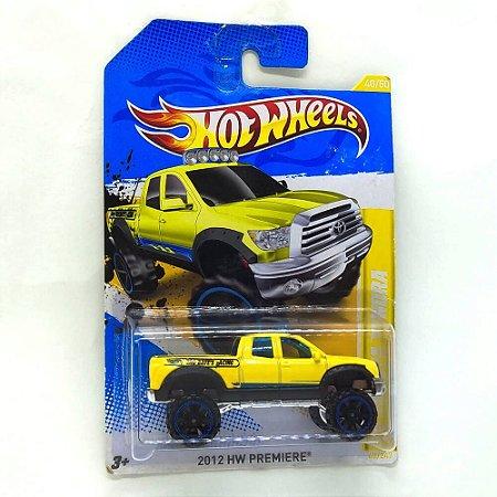 Toyota Tundra 2010 1/64 Hot Wheels