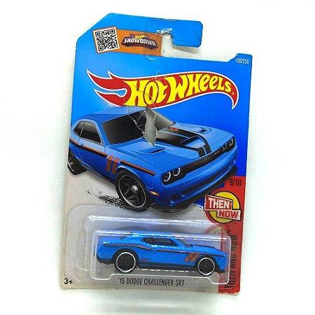 Dodge Challenger SRT 2015 1/64 Hot Wheels