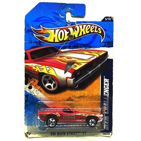 Dixie Challenger 1/64 Hot Wheels