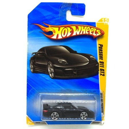 Porsche 911 GT2 1/64 Hot Wheels