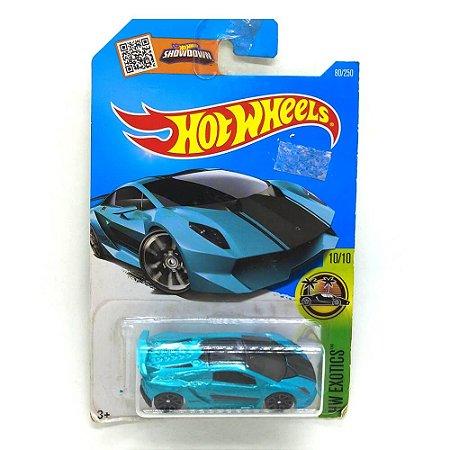 Lamborghini Sesto Elemento 1/64 Hot Wheels