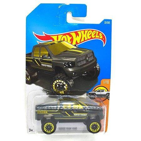 Dodge RAM 1500 1/64 Hot Wheels