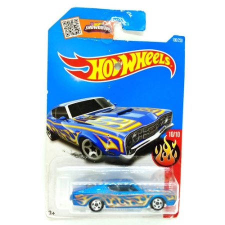 Mercury Cyclone 1969 1/64 Hot Wheels