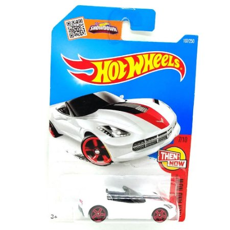 Corvette Stingray 2014 1/64 Hot Wheels