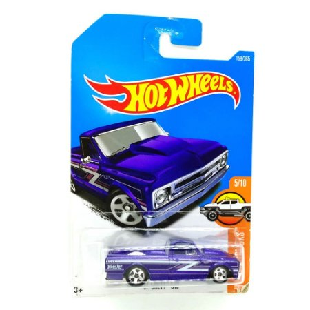 Chevy C10 1967 1/64 Hot Wheels