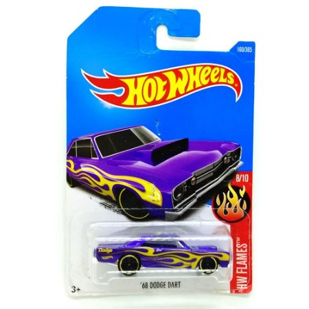 Dodge Dart 1968 1/64 Hot Wheels