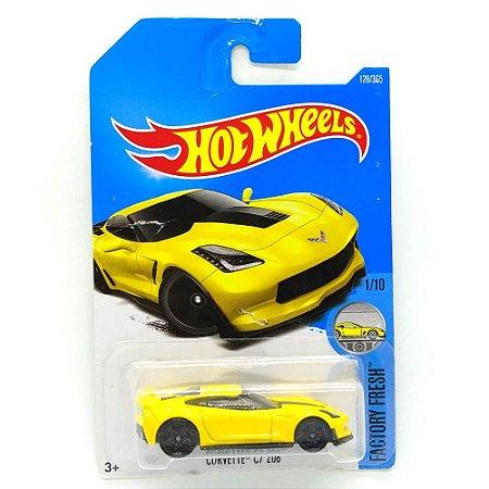 Corvette C7 Z06 1/64 Hot Wheels