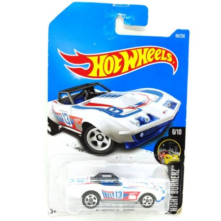 Corvette Racer 1969 1/64 Hot Wheels