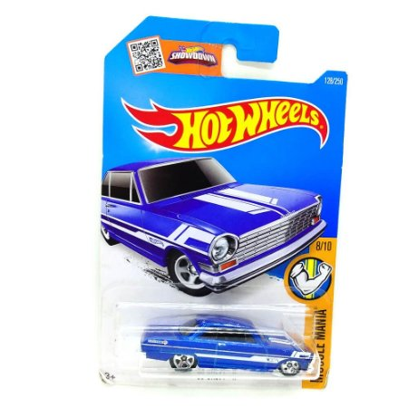 Chevy II 1963 1/64 Hot Wheels