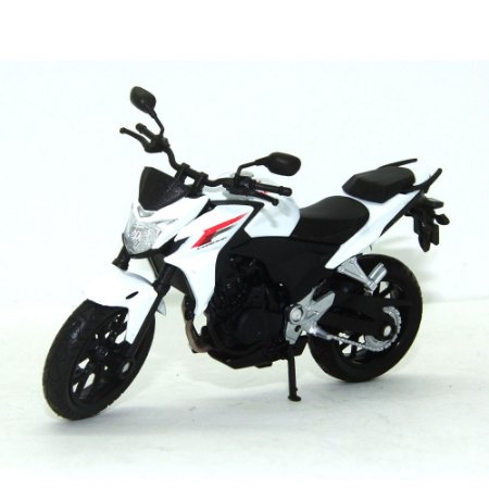 Moto Honda CB500F 1/18 Welly California Cycle