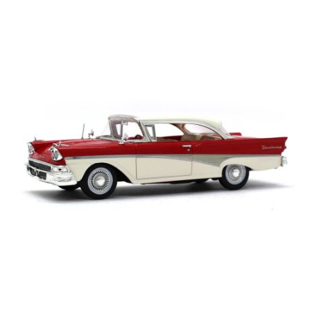 Ford Fairlane 1958 1/43 The Goldvarg Collecion