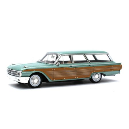 Ford Country Squire 1961 1/43 The Goldvarg Collecion