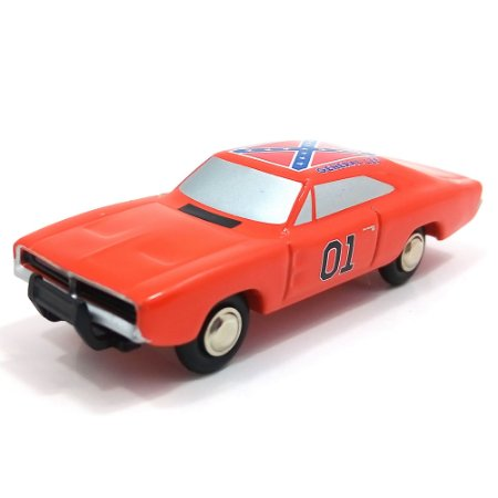 General Lee Dodge Charger 1/90 Schuco Piccolo