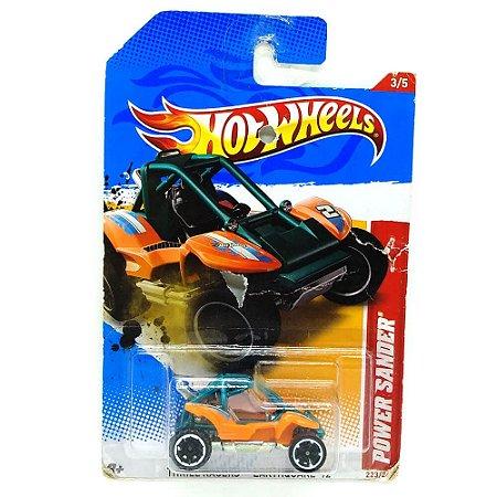 Thrill Racers - Earthquake 1/64 Hot Wheels