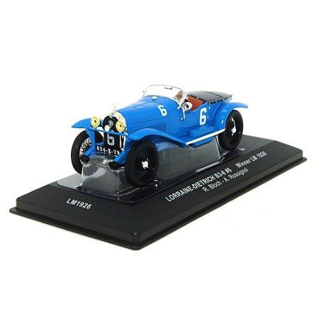 Lorraine-Dietrich B3-6 Vencedor Le Mans 1926 1/43 Ixo