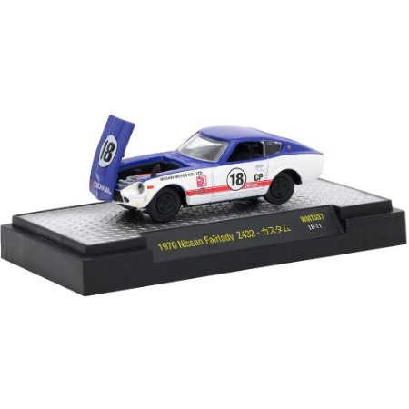 Nissan Fairlady Z432 1970 1/64 M2 Machines Auto Japan WMTS07
