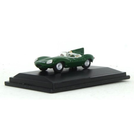Jaguar D Type Green 1/76 Oxford