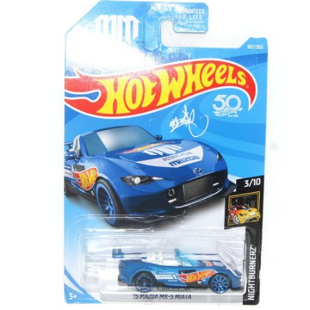 Mazda MX-5 Miata 1/64 Hot Wheels