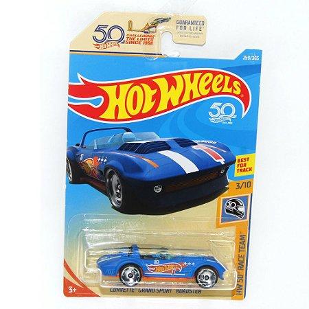 Corvette Grand Sport Roadster 1/64 Hot Wheels